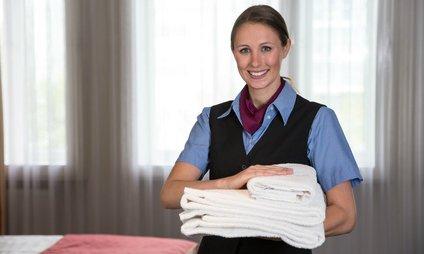 Governante d'albergo
