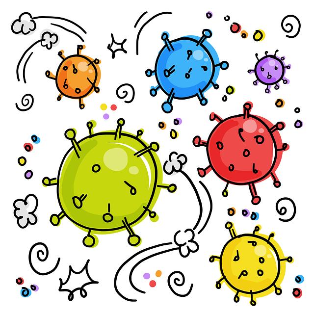 Coronavirus nell'aria