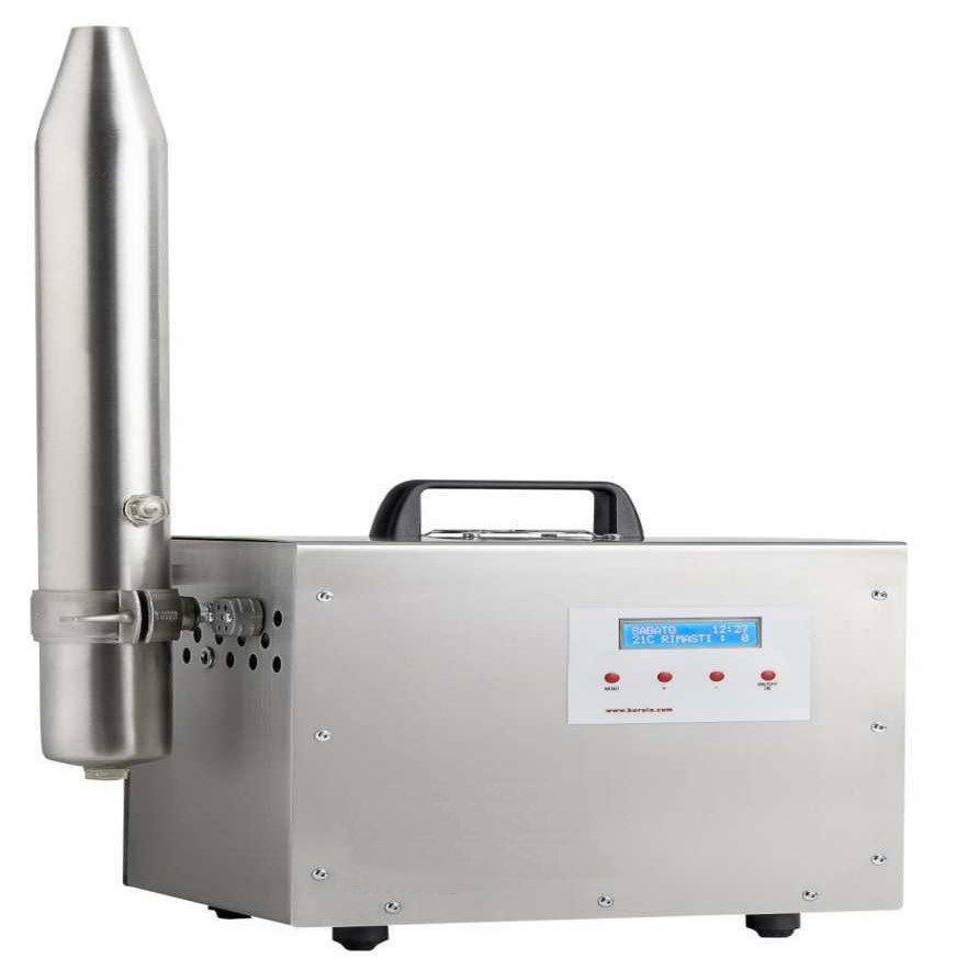 Nebulizzatore di perossido di idrogeno